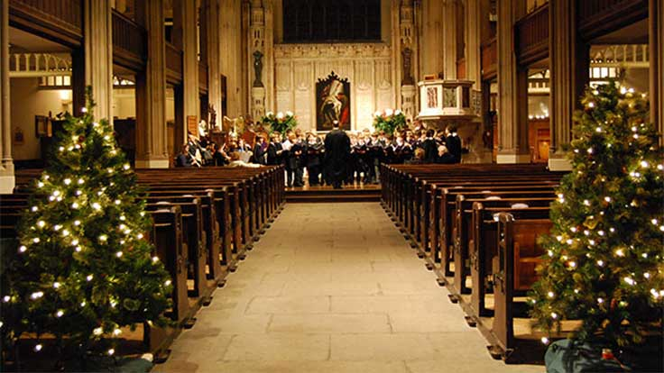 Join Asthma UK at their annual carol service