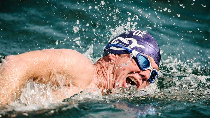 Take part in a fundraising swim for Asthma UK