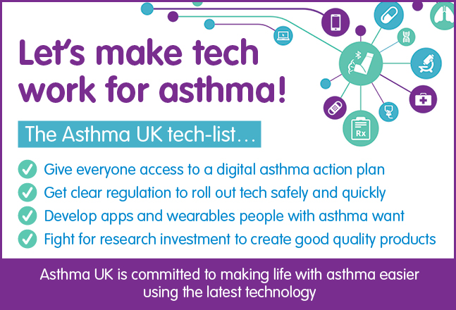 Give everyone access to a digital asthma action place
