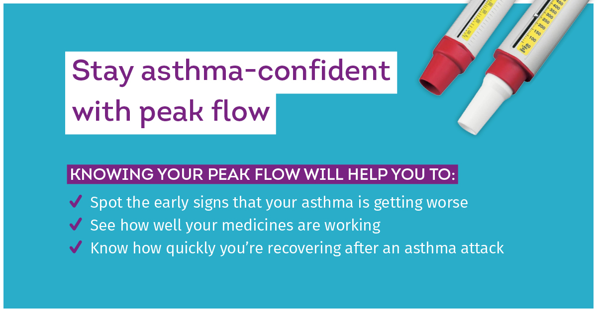 Peak Flow Test  Asthma Uk
