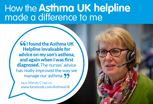 Helpline quote